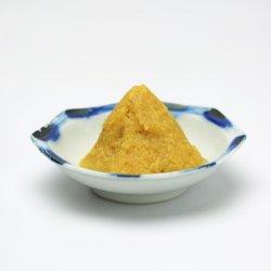 画像2: 山形県産丸大豆使用もち米麹・金印味噌(こし)(300g)