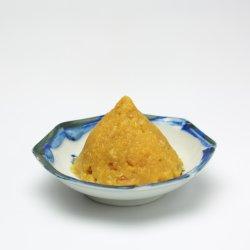 画像2: 山形県産丸大豆使用・もち米麹金印味噌(つぶ)10kg