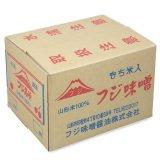 山形県産丸大豆使用・もち米麹金印味噌(つぶ)10kg
