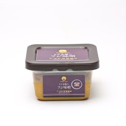 画像1: 山形県産丸大豆使用もち米麹・金印味噌(つぶ)(300g)